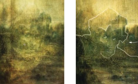 Autoportrait de Leonardo Da Vinci